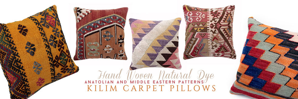 Turkish Carpet Kilim Covers